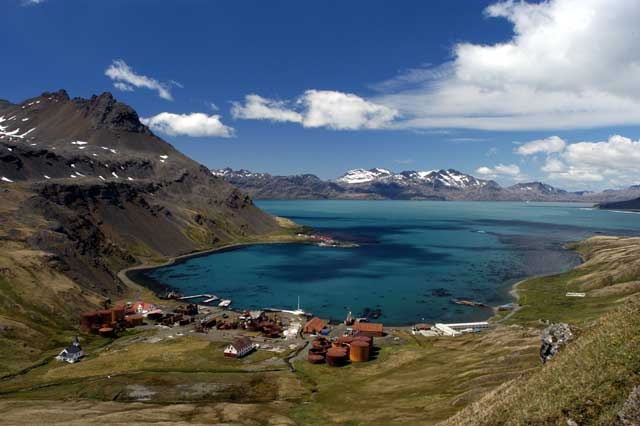 Grytviken, South Georgia and The Sandwich Islands