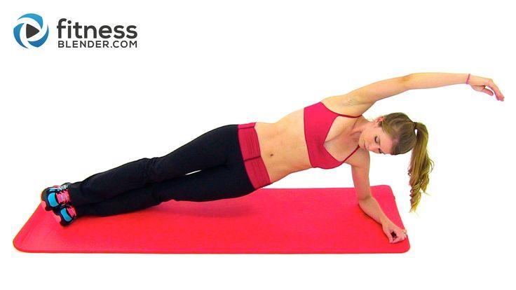 Sweat-a-Loties – 28 Minute Pilates Cardio Workout
