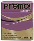 Premo Sculpey Wisteria, 2 oz bar, PE02 5107