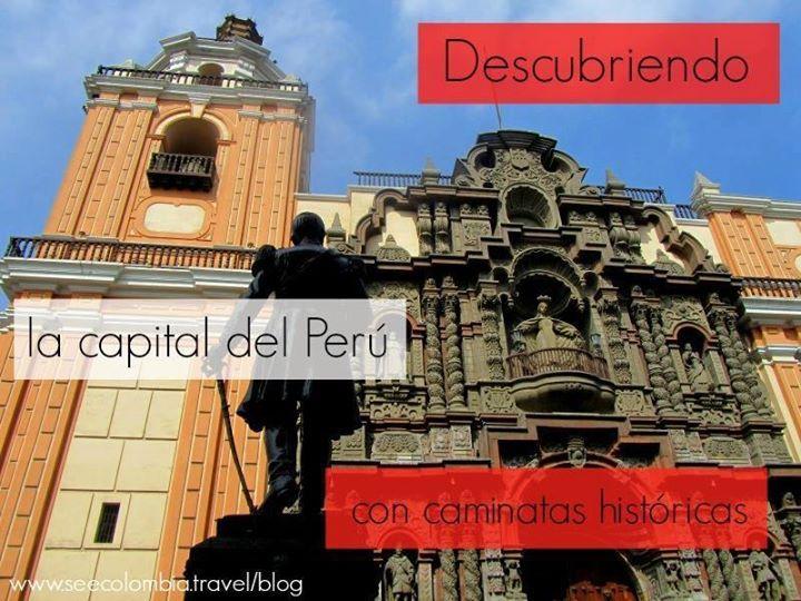 No hay nada que me haga más feliz que hacer aquello que me gusta. Esta vez se trata, específicamente, de escribir sobre diversos destinos del Perú para el blog más importante de América en el 2013, el Colombia Travel Blog de See Colombia Travel.  ¡Gracias por la oportunidad y la confianza!  http://seecolombia.travel/blog/2014/06/blog-de-viajes-peru-caminatas-en-lima/