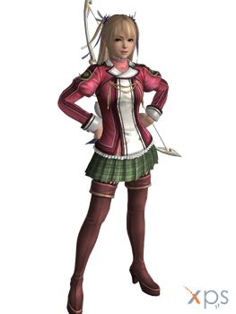 DOA5 Marie Rose Extra Costume 05 Alisa Reinford by rolance