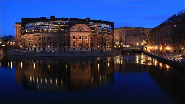 Parlament - Stockolm - Sweden