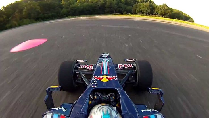 RC F1 ONBOARD CAMERA 19 Red Bull RB6 Sebastian Vettel