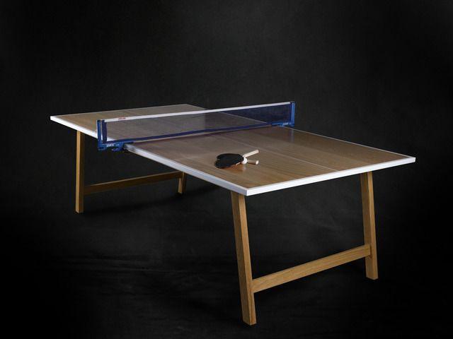 Boardroom / Ping Pong Table by mākimāki Furniture Works - Boardroom, Ping Pong, Table Tennis, White Oak, Table