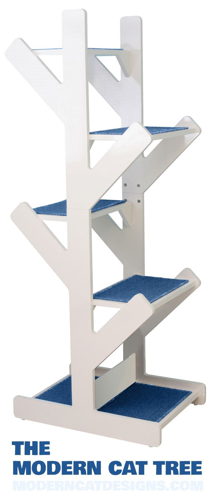 Cat Tree For Today's Cats:) #cat #cattree #modern