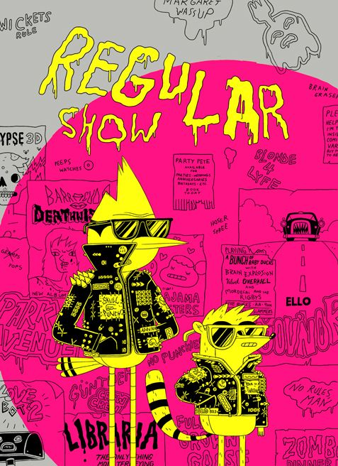 REGULAR SHOW #9 Price: $3.99 Author(s): KC Green Artist(s): Allison Strejlau Cover Artist(s): A: Ian Bertram B: Laura Birdsall C: Tom Hunter D:  Michael DeForge  Mordecai and Rigby have a plan! It's only a matter of time before our friends finally have their time in the sun, but will they be able to make it? Will Benson finally be able to stop their shenanigans for good? It's going to be a crazy issue starring our favorite park employees!