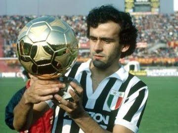 Michel Platini (1985. Juventus Turin)