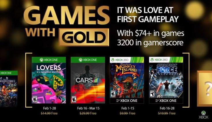 Juegos Gratis para la Xbox en Febrero 2017 Games with gold el programa de recompensas para los miembros de Xbox Live Gold, anunció hace un par de días por medio del blog del Major Nelson los juegos gratis que podemos disfrutar para el Xbox One y la Xbox 360 durante el mes de Febrero. Publicidad Al igual que los meses anteriores, se trata de cuatro nuevos títulos, dos pata la Xbox One y dos para el Xbox 360, pero gracias a la opción de compatibilidad de la Xbox One podrás disfrutar de los…