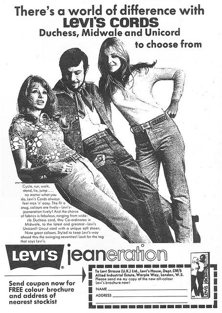80s levis commercials guy swinging