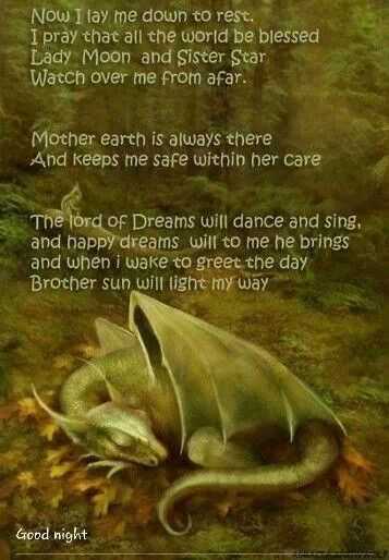 Image result for wiccan sleep prayer