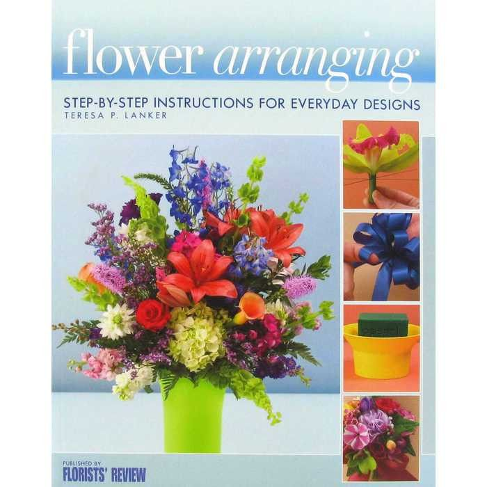 Flower Arrangements Basics: Flower Arranging: Step-by-Step Instructions