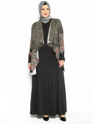 2`li Takım Elbise - Siyah - He&amp De :: Zinde Market