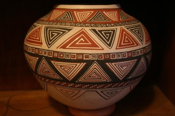 painting on pots designs - Google Search