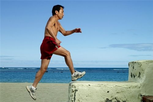 Haruki Murakami, a marathon runner and triathlon competitor, wrote about his experiences in the book What I Talk About When I Talk About Running