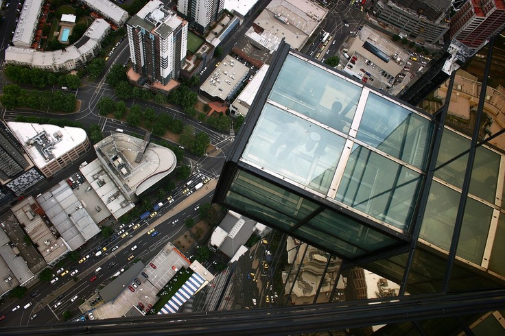 Eureka Skydeck Melbourne Edge Experience I Want To Just