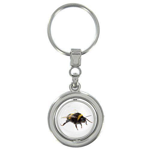 Hummel Bild Metall drehender Schlüsselring in Geschenkbox Hummel Bild Metall dr… – Home Fashion