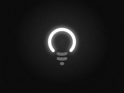 Let there be light bulb by Alex Pankratov
