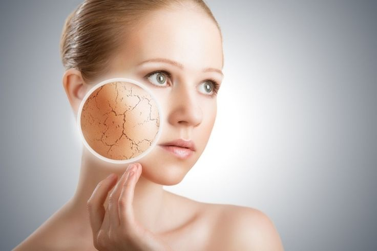 Hausmittel und Gesichtsmasken gegen trockene Haut