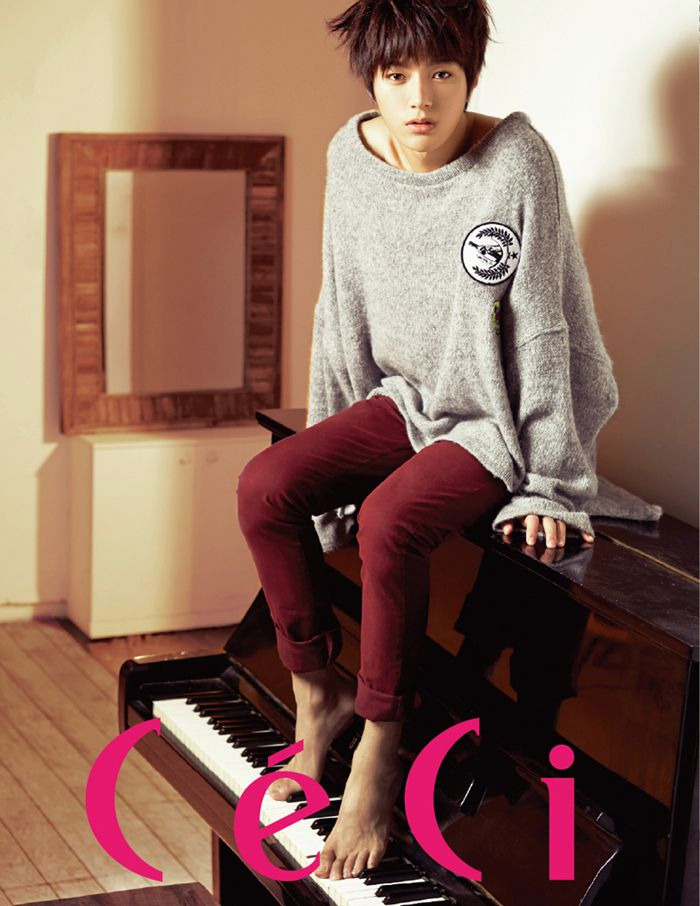L Myungsoo Infinite Kpop Ceci Magazine November Issue 13 Korean Pinterest Kpop
