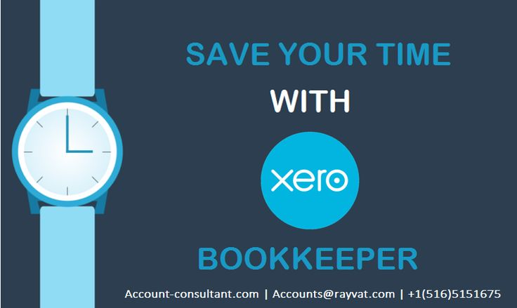 Want to save time as well as money? here at #AccountConsultant have professional #xero certified #bookkeeper to keep your books of account accurate.