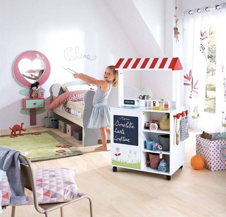 Chambre d 39 enfant a collection of home decor ideas to try for Vertbaudet chambre fille