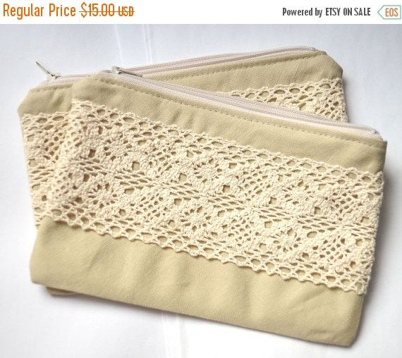 Hey, I found this really awesome Etsy listing at https://www.etsy.com/listing/247801609/on-sale-bags-purses-two-beige-clutch-bag