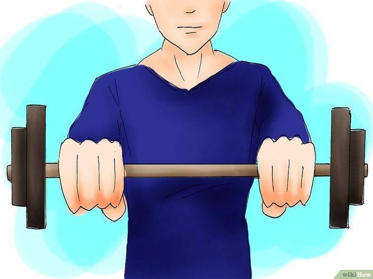 3 manières de développer des muscles maigres - wikiHow