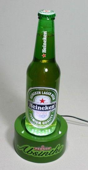 Promo Idea – Creative and Retro Bottle Glorifier