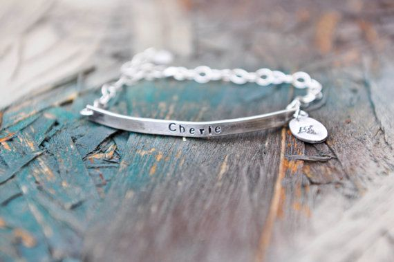 Silver Medical Alert Bracelet - Custom Made - Get 10% OFF with coupon code PINIT when purchasing on Etsy