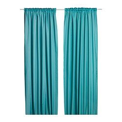 VIVAN drapes Ikea $14.99 per set  February 2014
