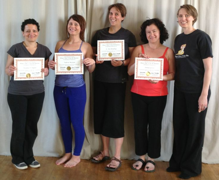 "www.childrensyogabooks.com  Congratulations to our graduates of the ""What I See, I Can Be"" Kids Yoga Teacher Training module in Toronto.  We had a great time learning and it was a lot of fun.  Become a Kids Yoga Teacher today. Learn more: http://www.childrensyogabooks.com/training.html"
