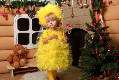 Детские карнавальные костюмы ручной работы. Ярмарка Мастеров - ручная работа. Купить Цыпленок. Детский карнавальный костюм. Handmade. Желтый