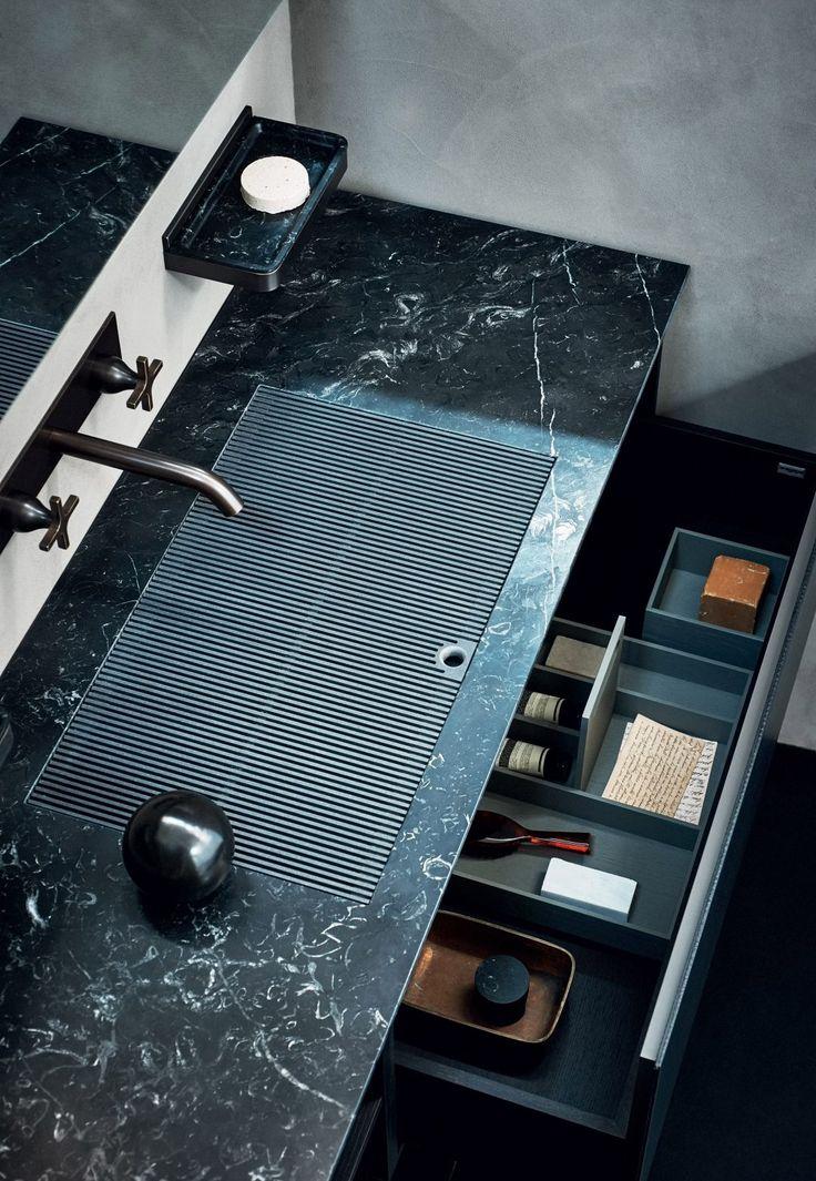 COCOON modern bathroom inspiration bycocoon.com | stainless steel bathroom taps | inox faucets | modern washbasins | bathroom design products | renovations | interior design | villa design | hotel design | Dutch Designer Brand COCOON