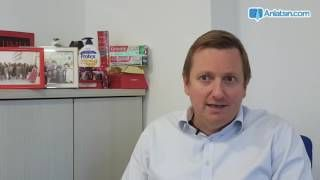 What does Marketing Department do at Colgate Palmolive? Could you tell about a Project Example?