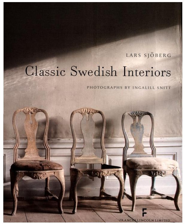 """Classic Swedish Interiors,"" by Lars Sjoberg"