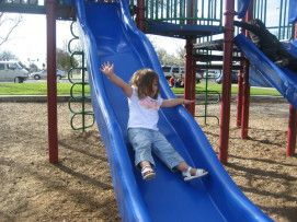 A Playground of Life Lessons Essay