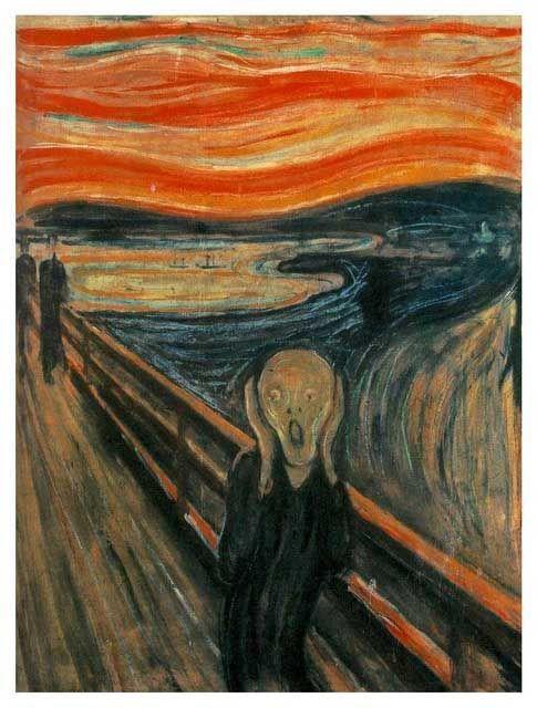 A világ legdrágább festményei: Edvard Munch: Sikoly – 123,7 millió dollár