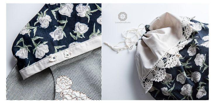 Lingerie Bag and Hanger Cover