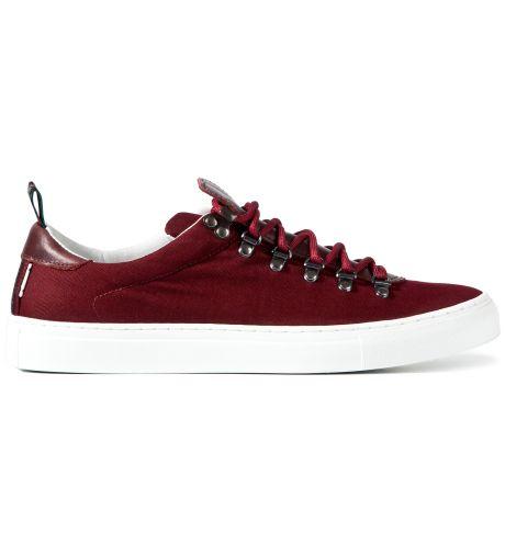 Carhartt x Diemme Cavas Bordeaux Maostica Canvas Low Shoe
