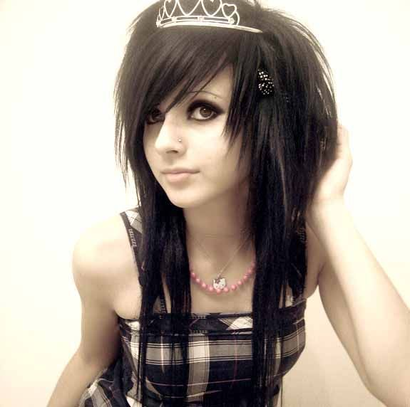 Pretty Emo Girl Wallpapers