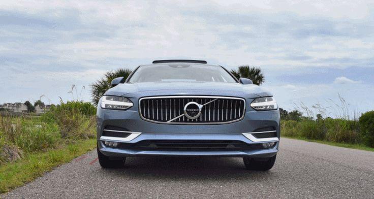 2017 Volvo S90 T6 - Road Test Review + Best of 2017 Award-Winner