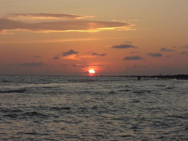Siesta Key Sunset.  Love Siesta Key!