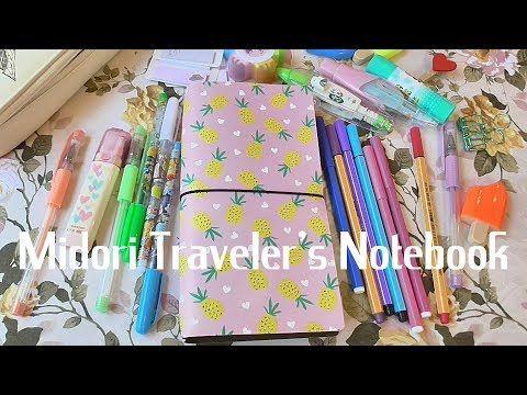 Мой Личный Дневник / Journaling With Me