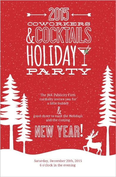 18 best Office Christmas Party Invitation Wording & Ideas images ...