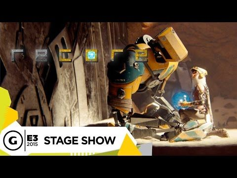 ReCore Interview with Keiji Inafune - E3 2015 - YouTube