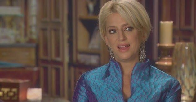 Dorinda Medley is taking to her Bravo Blog to dish on this week's episode of The Real Housewives of New York City . Dorinda Medley thin...