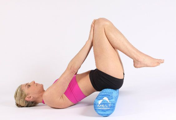 Melt Method for lower back pain