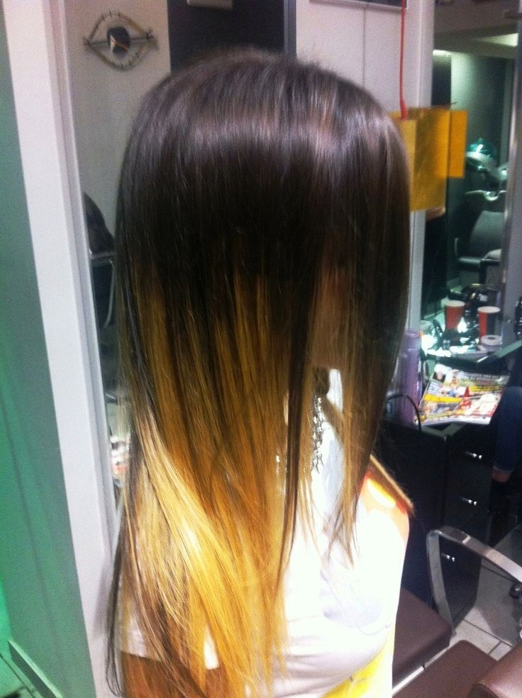 #be2in #steampod #ombre #hair