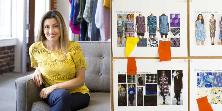 ​Katrina Lake founded Stitch Fix out of her apartment while she was still in business school.​