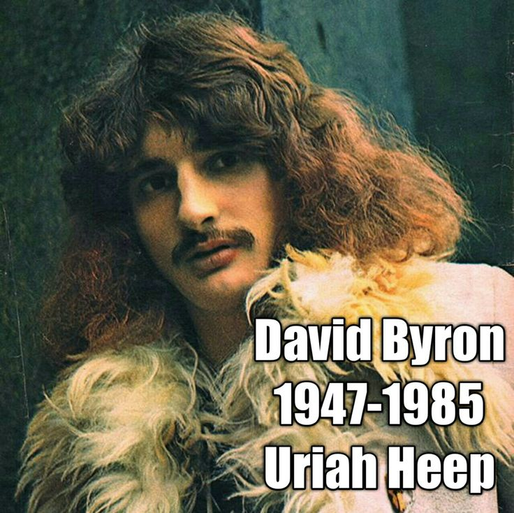 Singer David Byron (1947 - 1985) performing with British rock band Uriah Heep at the London Music Festival at Alexandra Palace, London, 5th August 1973.